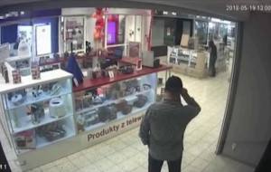 Ukradli z kantoru ponad 300 tys. zł. Rozpoznajesz ich?