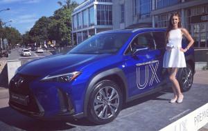 Trójmiejska premiera crossovera Lexusa