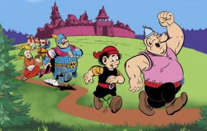 Animowany serial o Kajku i Kokoszu już w przyszłym roku