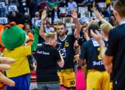 Osłabieni koszykarze Trefla Sopot ulegli po walce Polskiemu Cukrowi Toruń