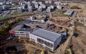 Rośnie nowa szkoła na południu Gdańska