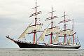 Sedov i zabytkowe jachty w weekend w Gdyni