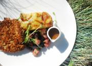 Restauracja M15: roślinne menu i relaks w saunach z widokiem na morze