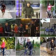 Kandydaci w wyborach o polityce rowerowej
