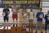 Sport Talent: Adam Podralski z szermierczym zacięciem