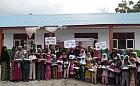 Studentka PG pomogła zbudować szkołę w Indonezji. Oddała swoją nagrodę