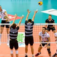 Trefl Gdańsk wygrał z GKS Katowice w tie-breaku. 38 punktów Muzaja