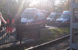 Gdańsk: policjanci ranni w wypadku