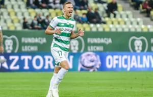 Piast Gliwice - Lechia Gdańsk 1:1. Lukas Haraslin wstał z ławki i uratował punkt