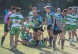Półfinały play-off ekstraligi rugby: Budowlani - Lechia, Pogoń - Ogniwo
