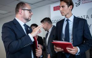 Adamowicz i Płażyński: w ilu debatach się zetrą?
