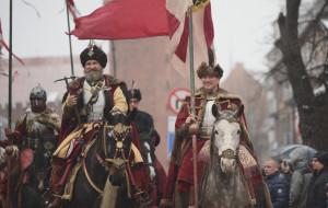 Wczesna pora Parady Niepodległości w Gdańsku
