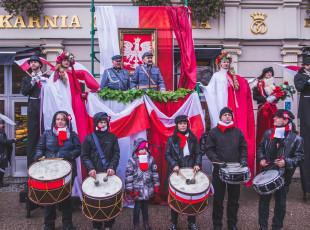 Obchody święta Niepodległości w Trójmieście: biegi, wystawy, koncerty