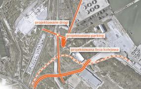 Wielka rozbudowa dróg i torów wokół portu w Gdańsku