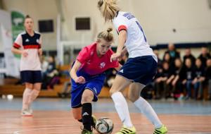 Futsalistki AZS UG Gdańsk celują w strefę medalową