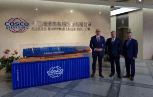 Port Gdynia szuka partnerów w Chinach