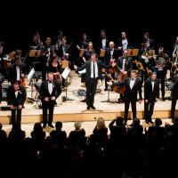 Dziesięciu tenorów oczarowało publiczność w Filharmonii Bałtyckiej