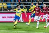 Luka Zarandia o grze Arki Gdynia: Najlepsi na świecie daliby nam brawo
