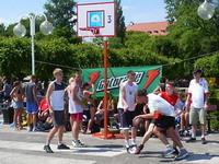 Nowi starzy mistrzowie Era Streetball Molo 2005