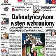 Dalmatyńczykom wstęp wzbroniony