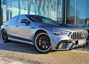 Debiut Mercedesa-AMG GT 4-Door Coupe