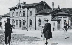 Historia wrzeszczańskich dworców kolejowych