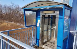 Nowe windy na przystankach tramwajowych przy Trasie W-Z za rok