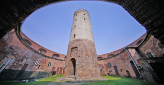 Wieża z Twierdzy Wisłoujście odsłoni tajemnice?