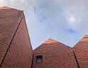 Wiecha na osiedlu Riverview w Gdańsku