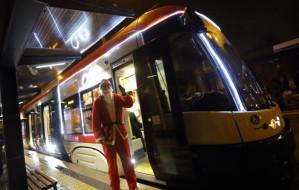 Podziel się sobą w mikołajkowym tramwaju