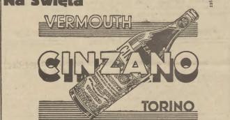 Przedświąteczne reklamy z 1938 r.