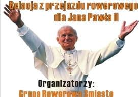 Przejazd rowerowy dla Jana Pawła II; edycja 6