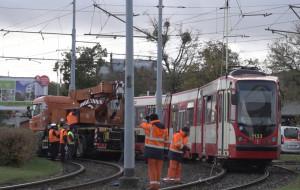 Rekordowa liczba awarii trakcji tramwajowej w Gdańsku