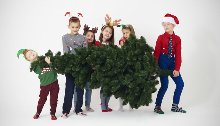 Jak włączyć dziecko w przygotowania do świąt?