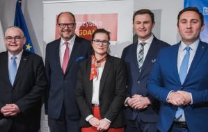 Borawski nowym wiceprezydentem, Grzelak zajmie się przestrzenią
