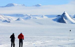 Piotr Suchenia opowiada, jak biegał po Antarktydzie