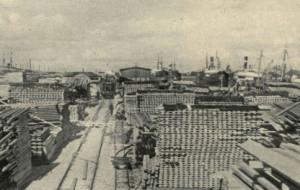 Rok 1933: Gdynia w budowie, pożary w Gdańsku