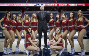 Cheerleaders Gdynia ponownie w NBA. Tym razem zatańczą w Los Angeles