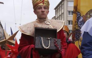Orszaki Trzech Króli na ulicach Gdańska i Gdyni