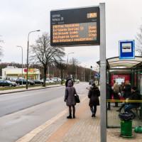 Przybyło tablic pasażerskich na gdyńskich przystankach