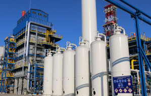Nowe instalacje w gdańskiej rafinerii
