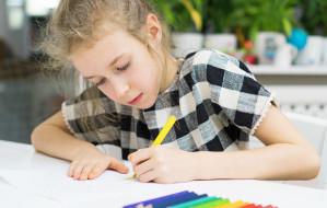 Leworęczność u dziecka - czy to problem?
