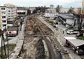 Tak powstaje trasa tramwajowa na Stogach