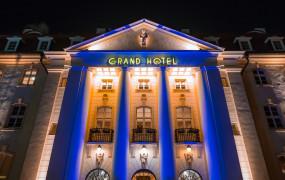 Uroczysty koktajl w Sofitel Grand Hotel
