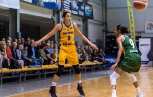 Rebecca Allen nie zagra do końca sezonu. Arka Gdynia szuka wzmocnienia