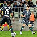 Lechia Gdańsk - Łudogorec Razgrac 1:0. Mateusz Żukowski zaskoczył mistrza Bułgarii