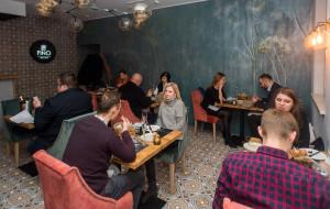 Dirty Danzig: starogdańska uczta w restauracji Fino