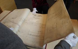Muzeum Marynarki Wojennej odnowiło plany kontrtorpedowców