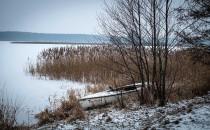45 km zimowej wędrówki dookoła jezior...