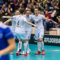 Polki awansowały do MŚ w unihokeju po eliminacjach w hali AWFiS Gdańsk